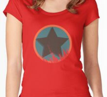 Vintage Star Women's Fitted Scoop T-Shirt