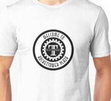 TomorrowlandCircleRockettower Unisex T-Shirt