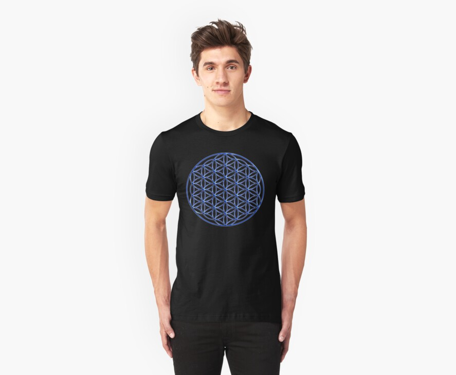 Flower of Life by Leah McNeir