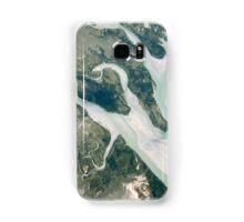 Aerial Photography, Western Australia Samsung Galaxy Case/Skin