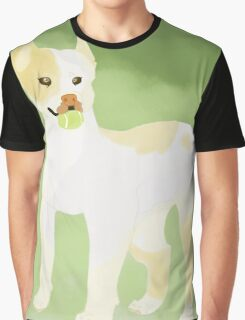 Pit Bull Fetch. Graphic T-Shirt