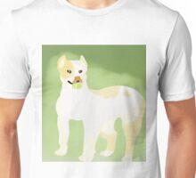 Pit Bull Fetch. Unisex T-Shirt