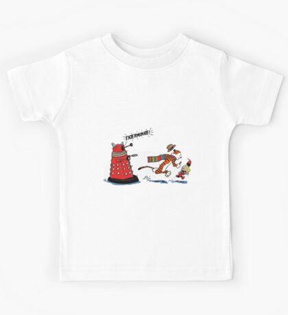 Calvin And Hobbes Adventure Kids Tee