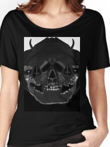 Halloween III - Say You Love Satan 80s Horror Podcast Women's Relaxed Fit T-Shirt