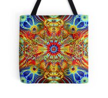 Cosmic Creatrip2 - Psychedelic trippy visuals Tote Bag