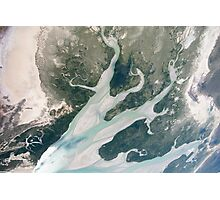 Aerial Photography, Western Australia Photographic Print