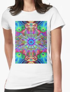Cosmic Creatrip Womens Fitted T-Shirt