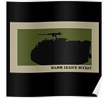 Major League Bucket Poster