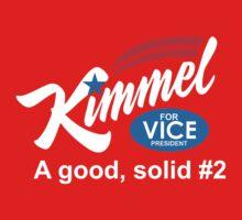 jimmy kimmel vice president Kids Tee