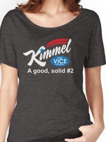 jimmy kimmel vice president Women's Relaxed Fit T-Shirt