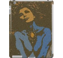 Sinister Intentions iPad Case/Skin