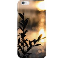 Silhouette Stems iPhone Case/Skin