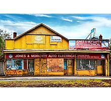 Jones & Moriarty Photographic Print