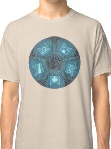 Warriors - Five Giants Wheel Classic T-Shirt