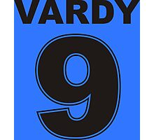 vardy leicester city Photographic Print
