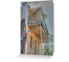 The Homestead Greeting Card