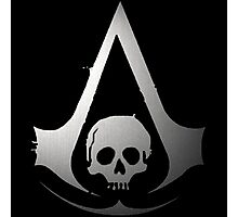 Assassin's Creed logo Photographic Print
