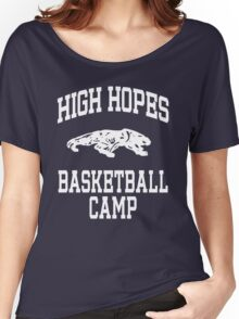 High Hopes Basketball Camp t-shirt Women's Relaxed Fit T-Shirt