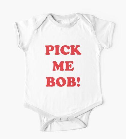 pick me bob One Piece - Short Sleeve