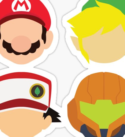 Nintendo Greats Sticker