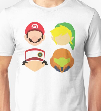 Nintendo Greats Unisex T-Shirt