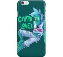 Cryptid Lover iPhone Case/Skin