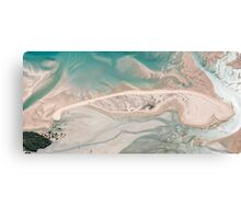 Aerial Photography, Western Australia Canvas Print