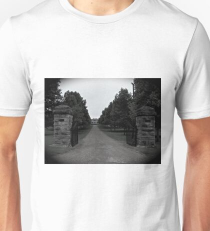 Two Rivers Mansion Unisex T-Shirt