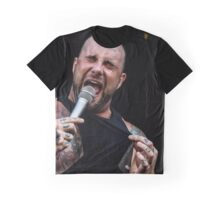 August Burns Red's Jake Luhrs Graphic T-Shirt