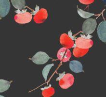 Persimmon Harvest Sticker