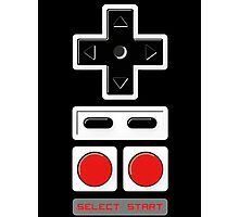 select start - controller Photographic Print