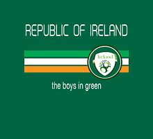 Euro 2016 Football - Republic of Ireland jersey Unisex T-Shirt