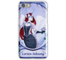 Lorien Inksong iPhone Case/Skin
