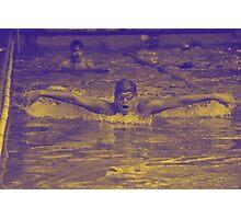 SWIM SPORT HEALTH PHOTOGRAPHY Photographic Print