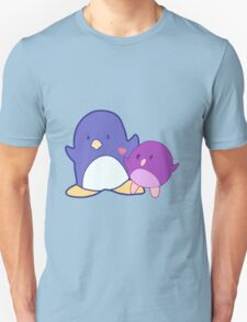 Penguin mother and child T-Shirt