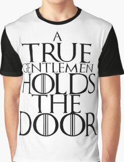 Hodor Graphic T-Shirt