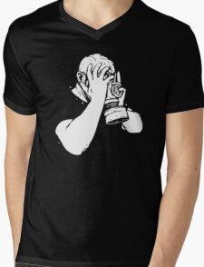 Its All Too Much Sometimes Mens V-Neck T-Shirt