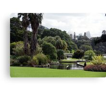 A Place to Relax Canvas Print