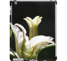 Japanese Lily iPad Case/Skin