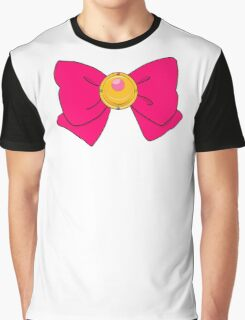 Sailor Moon Bow Graphic T-Shirt