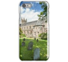 Llandaff Cathedral in Wales iPhone Case/Skin