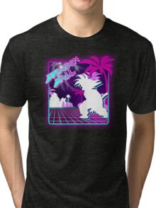 Kami's Look-Out!! Tri-blend T-Shirt