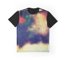 Broken Fireball Graphic T-Shirt