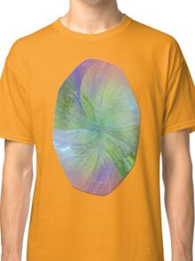 Mystic Warmth Abstract Fractal Classic T-Shirt