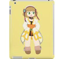 Leia Rolando iPad Case/Skin
