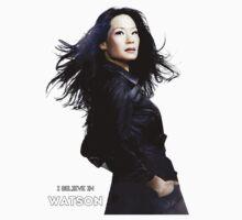 I Believe in Watson Kids Tee