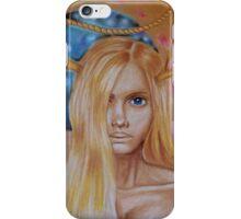 Antler Girl iPhone Case/Skin