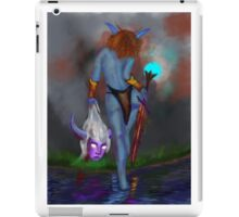 Arrise to victory  iPad Case/Skin