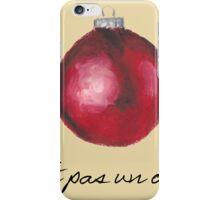 Ceci n'est pas iPhone Case/Skin