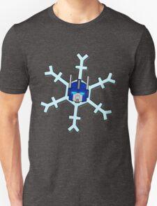 Heavily Armored Snowflake Unisex T-Shirt